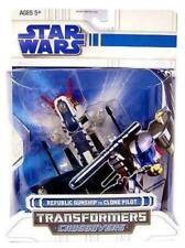 Hasbro Star Wars Transformers Crossovers Republic Gunship