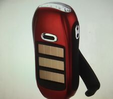 Solar Power Torch , High Quality Solar Dynamo Torch with Windup Technology
