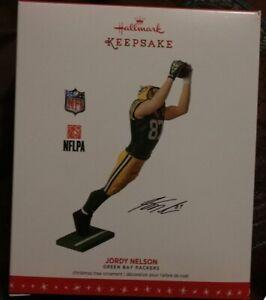 2016 - Jordy Nelson - Green Bay Packers - NFL Football  2016 Hallmark Ornament