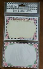 Mary Engelbreit self stick notes, 2 in package
