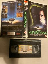 the Arrival Charlie Sheen RARE Sci Fi  VHS Video BIG CASE  Ex rental