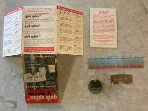 HP Quick Splice Kit for 8mm 16mm film