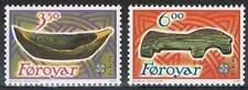 Faeroer/Faroer postfris 1989 MNH 184-185 - Europa / Cept