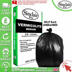 Sinclair Pro Vermiculite (Medium) 5L / 10L / 25L / 50L / 100L Litre Pro Grade