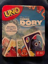 Mattel UNO Disney Pixar Finding Dory Card Game