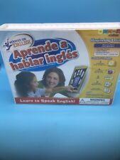 Hooked on English Levels 1-3 by Hooked on Phonics Aprenda A Hablar InglÉS New