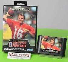 Joe Montana 2 Sports Talk Football Sega Mega Drive OVP