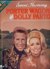 PORTER WAGONER & DOLLY PARTON sweet harmony US 2LP 1982 EX