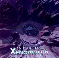 ANDY PICKFORD Xenomorph CD OOP UK (Mark Shreeve, Ian Boddy, Node, RMI, Redshift)