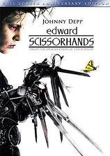 Edward Scissorhands (Full Screen Anniversary Edition) DVD, O-Lan Jones, Dick Ant