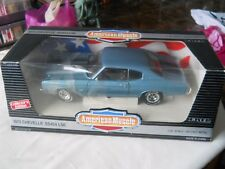 Ertl American Muscle 1970 Chevelle SS454 LS6 1:18 Diecast