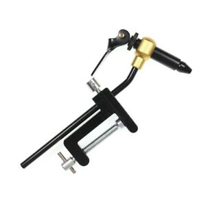 1pc Fly Tying Vise 20*10cm Nail Knot Tyer Rotating Tying Vise Tool High Quality