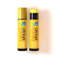 Coloured Zinc Sunscreen Sunblock Yellow Gold Spf50 Water Resistant Sunscreen