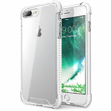 For iPhone 7 Clear Transparent Shockproof Silicone Gel Case Cover Ultra Slim