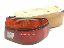 NOS New OEM 1991-1992 Ford Escort Hatchback Right Tail Lamp Light Taillight Rear