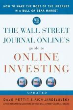 The Wall Street Journal Online's Guide to Online Investing: How to-ExLibrary