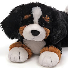 GUND - RANDLE THE BERNESE MOUNTAIN DOG -  REALISTIC TRI-COLORED  PUPPY