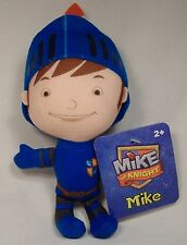 NEW MIKE THE KNIGHT PLUSH FIGURE DOLL NICK Jr CARTOON FISHER PRICE NWT 2012