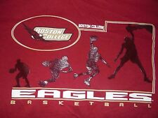Boston College Eagles Basketball Starter T-Shirt Mens XL