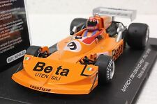SLOTWINGS W45-02 MARCH 761 GRAND PRIX ITALY 1976 NEW FLY 1/32 SLOT CAR