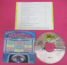 CD Compilation Quei Favolosi Anni'60 1965-2 FABRIZIO DE ANDRE'DALLA no lp(C45)