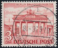 BERLIN 1949, MiNr. 59 X, gestempelt, gepr. Schlegel, Mi. 100,-