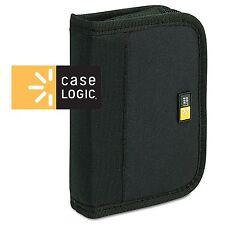 Case Logic JDS 6 USB Flash Drive Shuttle Carrying Case Padded Black JDS-6