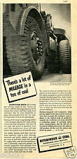 1950 Print Ad of Bituminous Coal Institute Aberdeen Proving Ground