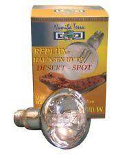 Replux®  UV D3 Desert,Mischlichtstrahler 70 Watt, UVA+UVB+INFRAROT- SPOT, E 27