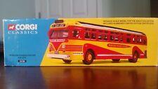 Corgi Classics, GM 4509 Peerless Stage System Bus, Diecast Metal, 1:50 Scale,NIB