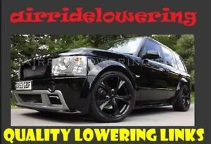 RANGE ROVER L322 2004 - 2013 Fully Adjustable Lowering Links