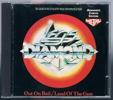 LEGS DIAMONDS OUT ON BAIL/LAND OF THE GUN CD ARMANDO CURCIO ED.
