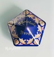 Universal Studios Wizarding Harry Potter Honeydukes Candy Chocolate Frog Tin