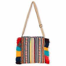 Catori Side Fringe crossbody Tote Bag Boho Chic Shoulder Handbag Tote Bag New