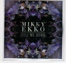 (EF436) Mikky Ekko, Pull Me Down - 2012 DJ CD