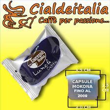 30 capsule caffè ESPRESSO ITALIA LUNCH per MOKONA e TAZZONA BIALETTI