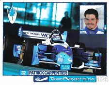 2003 Patrick Carpentier Team Players Ford Lola CART postcard