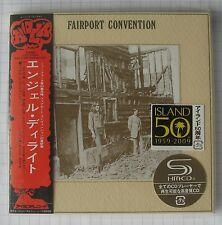 Fairport Convention-Angel DELIGHT GIAPPONE SHM MINI LP CD NUOVO RAR UICY - 93994