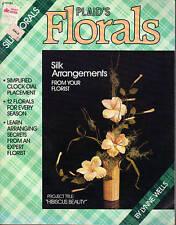 Silk Florals Plaid's Florals #8081 Lynne Wells