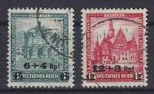 DR Mi Nr. 463, 464, gestempelt, Nothilfe Deutsches Reich 1932, used