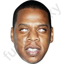 Jay Z American Celebrity cantante rapper CARTA MASCHERA-tutte le nostre maschere sono pre-tagliati!