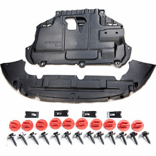 Ford Focus 2 Ford C-Max 2006-2011 Under Engine + Bumper Cover Undertray+clips
