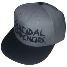 SUICIDAL TENDENCIES Official SNAPBACK EMBROIDERED HAT Dogtown Punk Metal