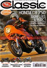 MOTO REVUE CLASSIC 62 Essai HONDA CB 750 Four DUCATI 900 SS YAMAHA OW MV AGUSTA