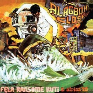 Fela Kuti - Alagbon Close / Why Black Man Dey Suffer [CD]