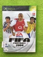 XBOX Classic-FIFA Football 2004 (sans guide)