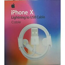 Genuine Apple 2m Lightning to USB Charger Cable for iPhone 11 X XS XR 6 6s 7 8