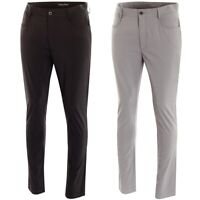 Calvin Klein Golf Mens CK Tech Slim Fit Lightweight Trousers 56% OFF RRP