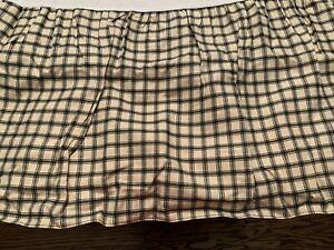 Lot of 2 Vintage Waverly Garden Room Harbor Square Full Bedskirt