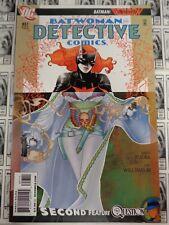 Detective Comics (1937) DC - #857, Batwoman/Kate Kane, Ruka/Williams III, VF